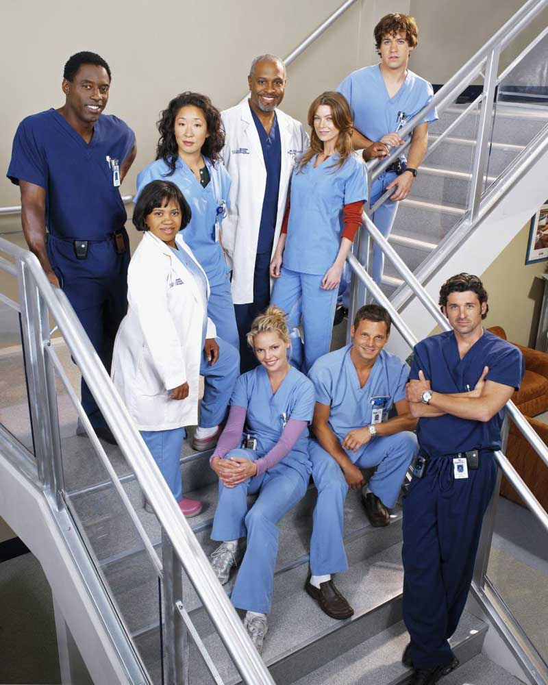 Greys Anatomy Sries Tv Allodoublage Le Site Rfrence Du
