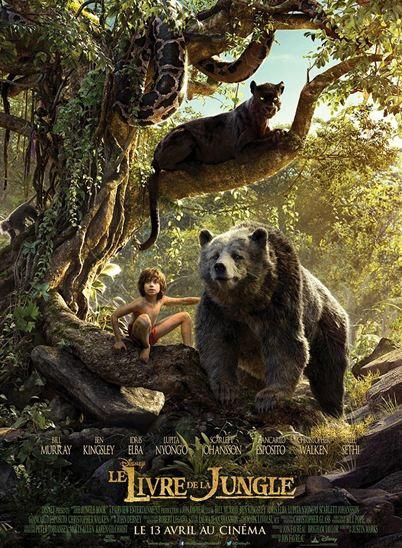 Le Livre De La Jungle 2016 Films Allodoublage Com Le