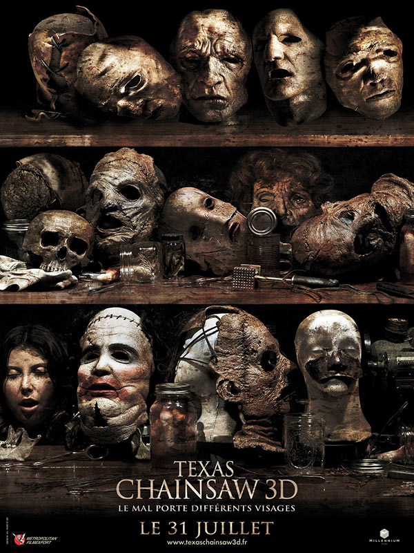 Texas Chainsaw (Français)