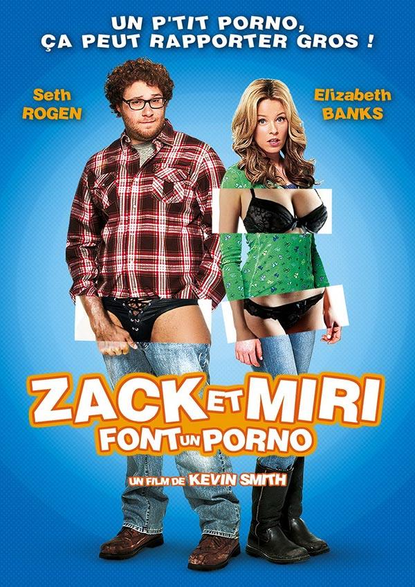 Zack & Miri font un Porno Films - AlloDoublage.com, le
