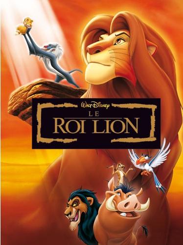 Le mot sexe dans le film roi de lion
