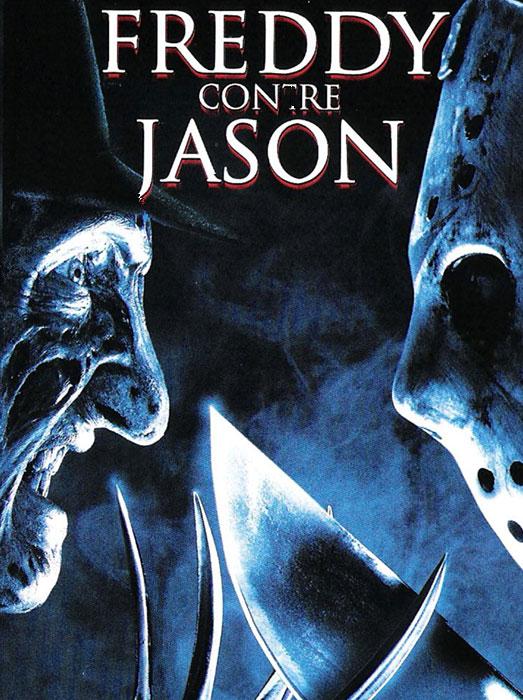 Freddy 8 - Freddy contre Jason affiche