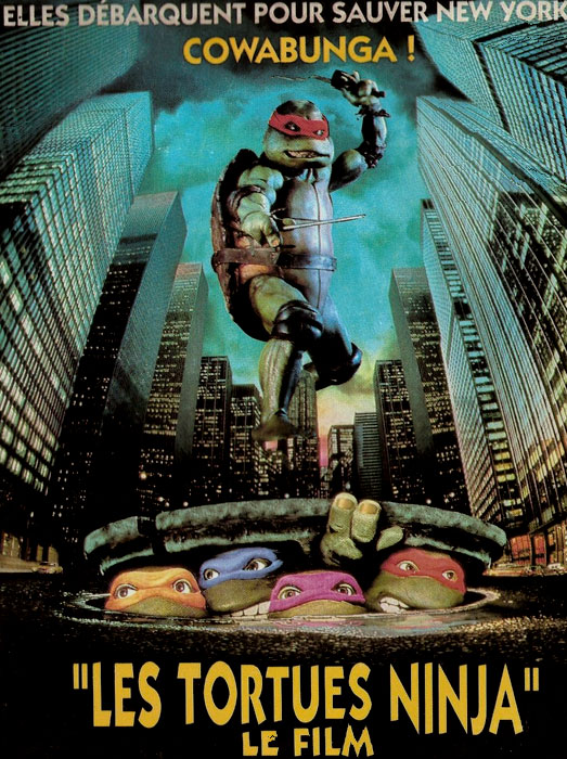 Les tortues ninja films le site - Le rat des tortue ninja ...