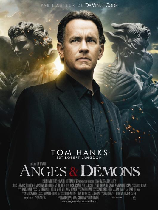 affiche Angels & Demons