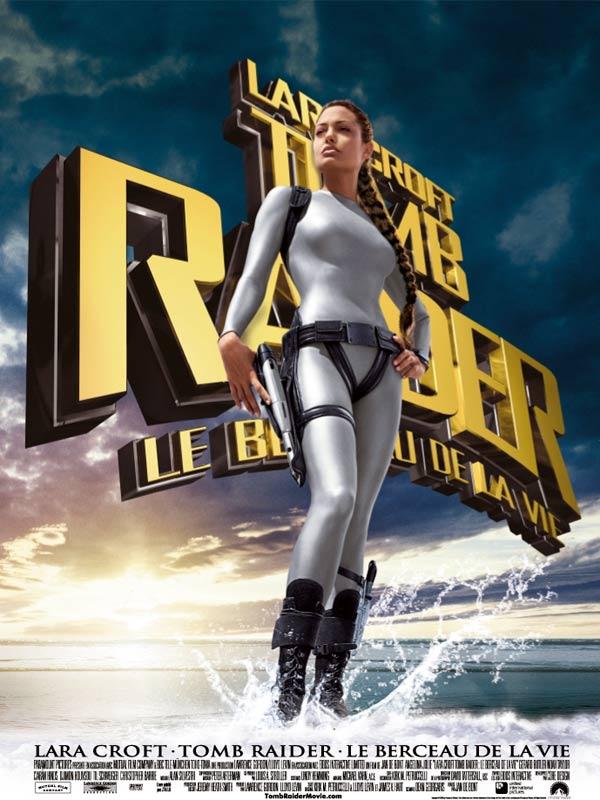 Lara Croft : Tomb Raider : le Berceau de la Vie affiche